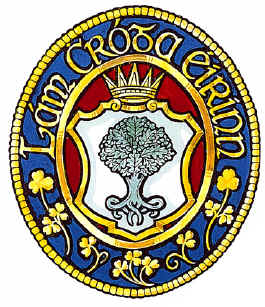 Badge of Companions of Royal House of O Conor