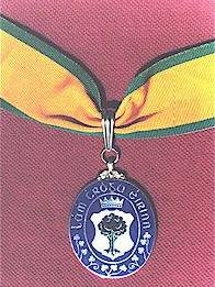 Neck Badge and Ribbon